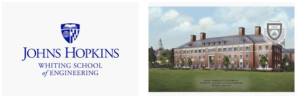 Johns Hopkins University Whiting School of Engineering