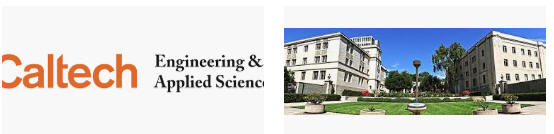 California Institute of Technology Division of Engineering and Applied Science