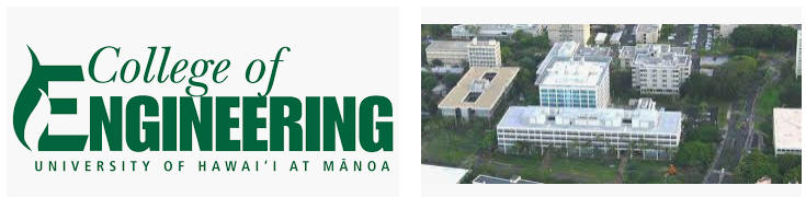 University of Hawaii Manoa College of Engineering