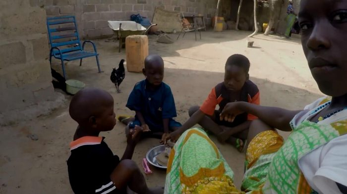 Children Education in Burkina Faso