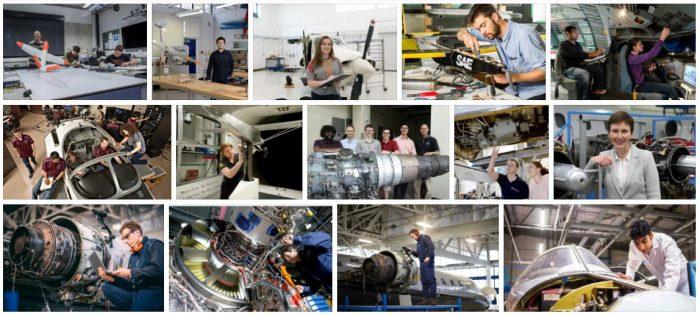 Study Aerospace Engineering
