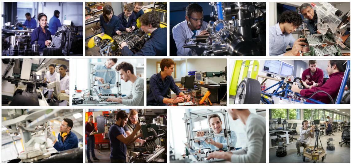 Study Mechanical Engineering
