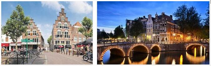 Course Choice during a Semester Abroad in the Netherlands