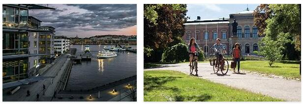 Reasons for Studying in Sweden