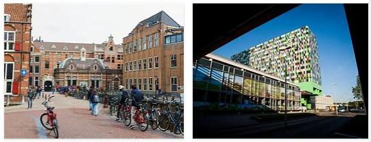 Residence Permit for Studying in the Netherlands
