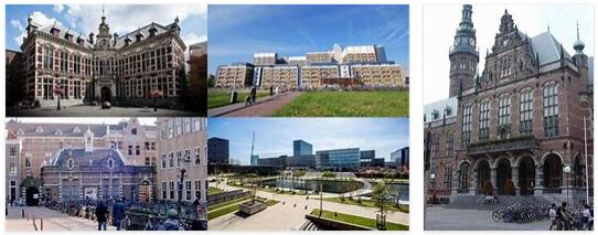 Universities and Colleges in Sweden