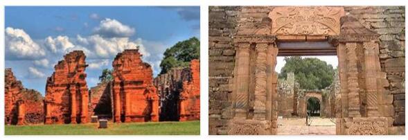 Jesuit Missions of the Guaraní (World Heritage)
