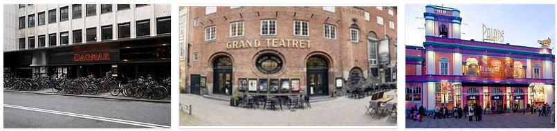 Denmark Cinema and Theater