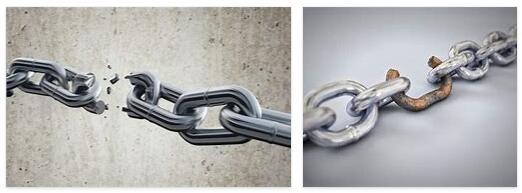 What is a broken link