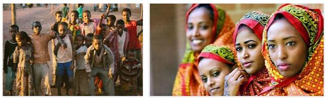 Eritrea Country and People