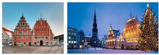 Riga, Latvia Landmarks
