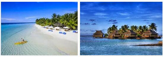 Travel to the Maldives